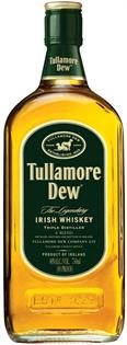 Tullamore Dew Irish Whiskey 1.00l